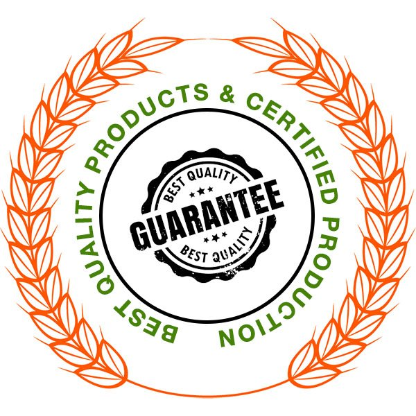 Best Quality Products & Certified Manufacturing